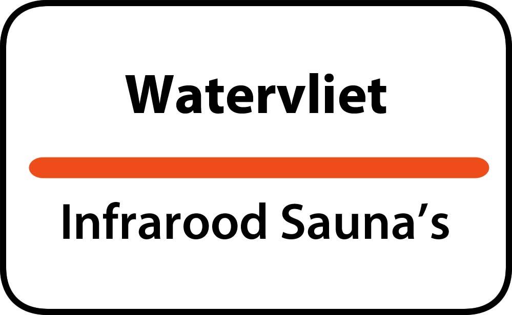 infrarood sauna in watervliet