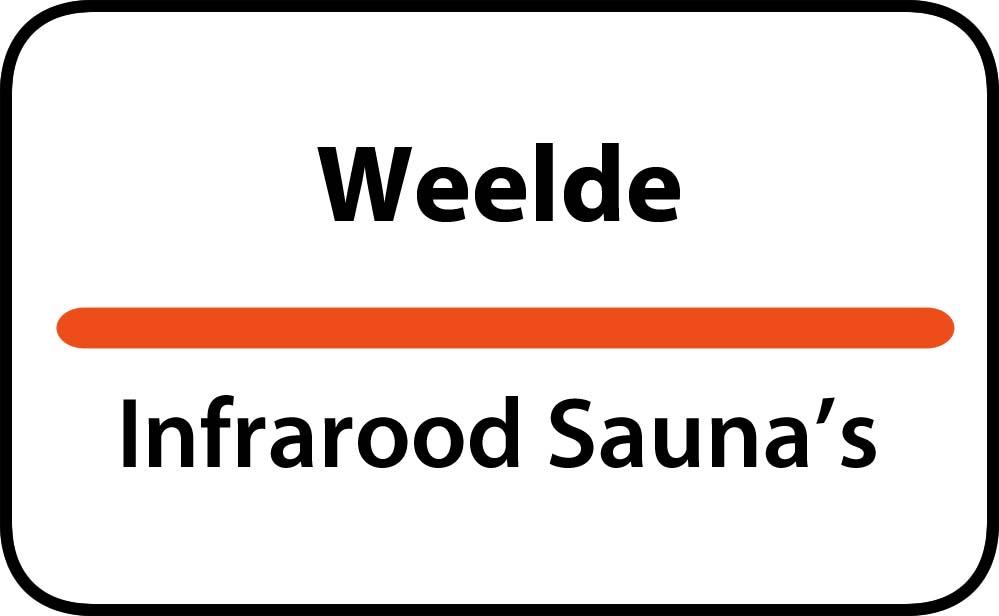 infrarood sauna in weelde