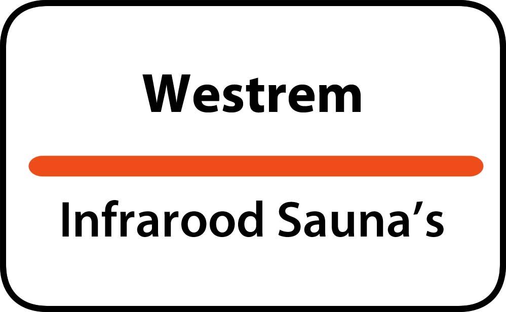 infrarood sauna in westrem