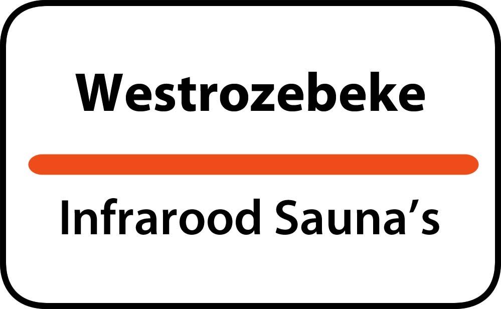 infrarood sauna in westrozebeke
