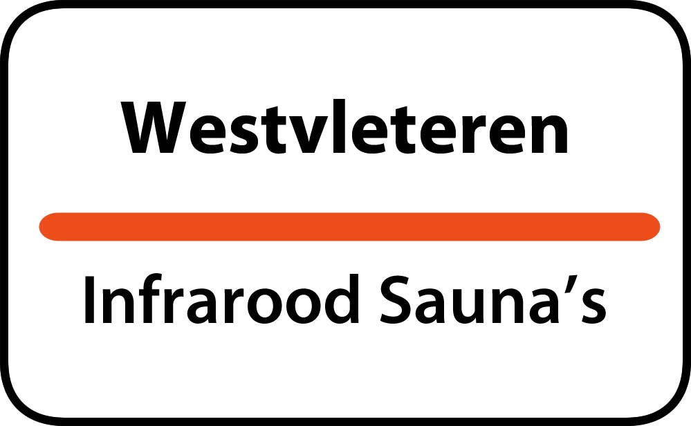 infrarood sauna in westvleteren