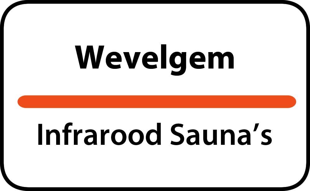 infrarood sauna in wevelgem