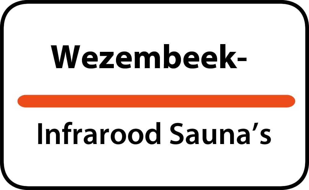 infrarood sauna in wezembeek-oppem