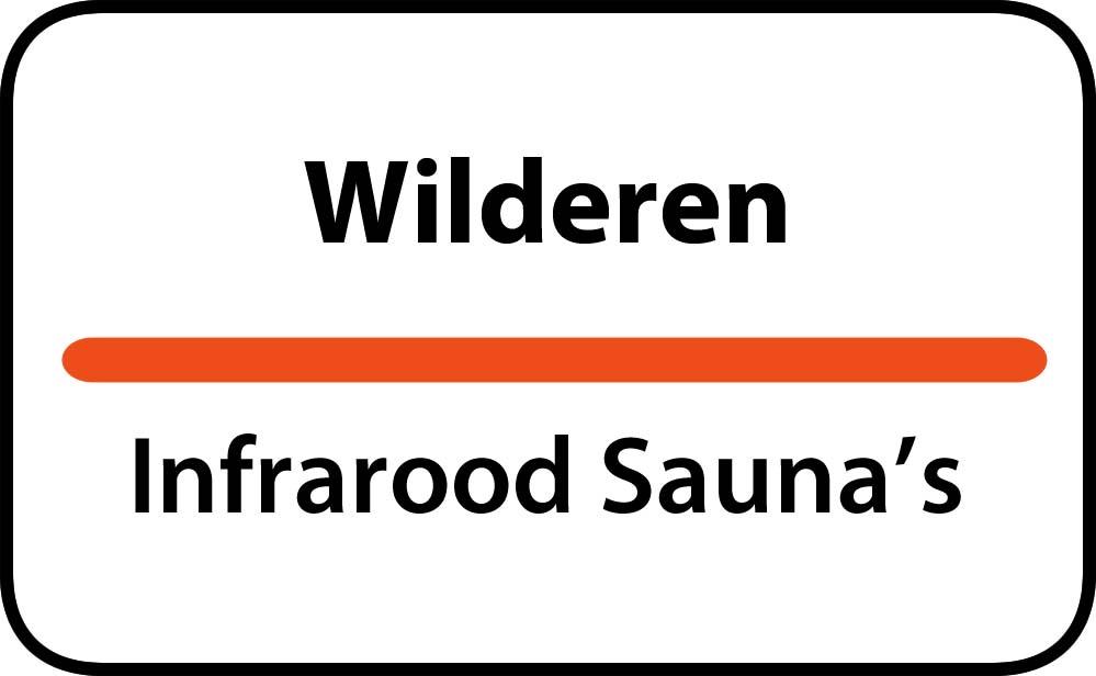 infrarood sauna in wilderen