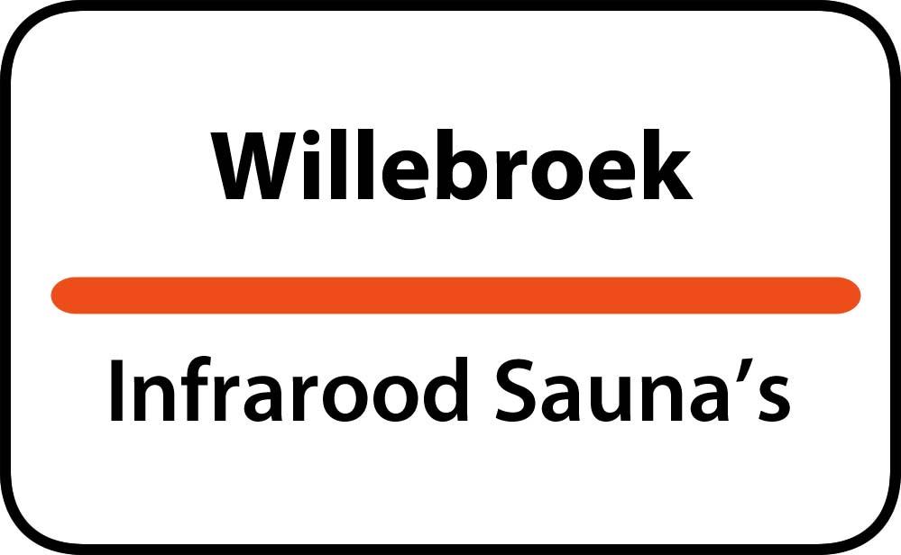 infrarood sauna in willebroek