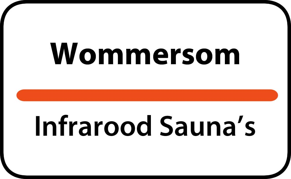 infrarood sauna in wommersom