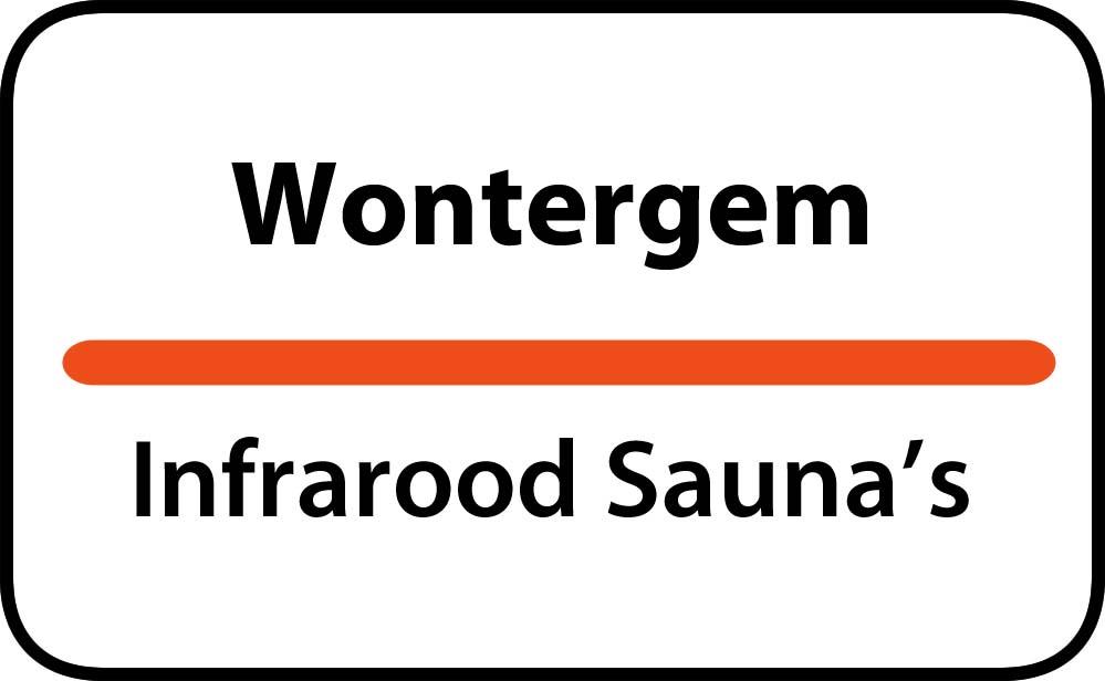 infrarood sauna in wontergem