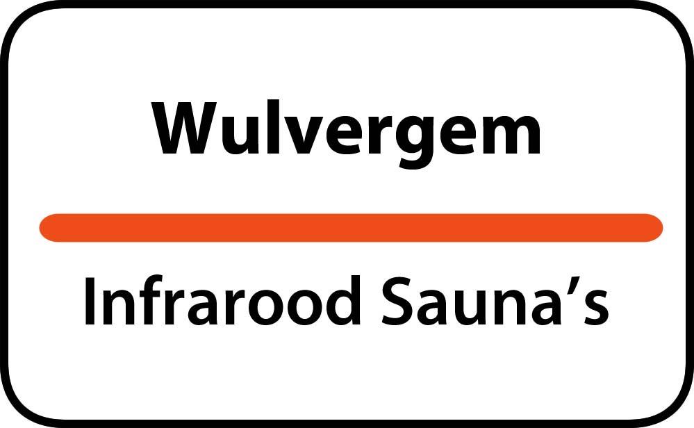 infrarood sauna in wulvergem