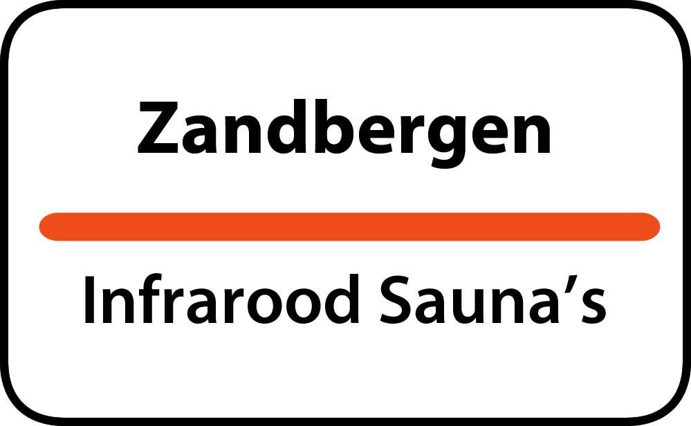 infrarood sauna in zandbergen