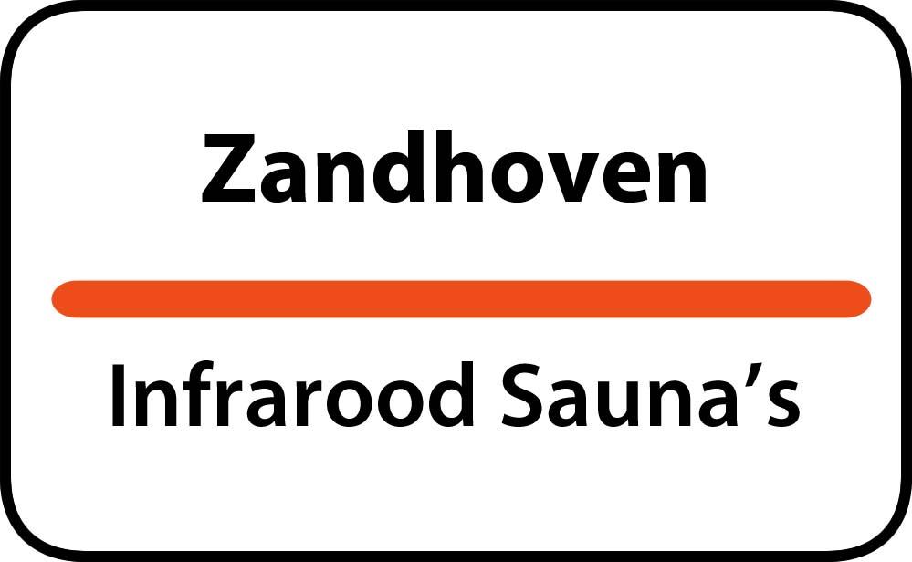 infrarood sauna in zandhoven