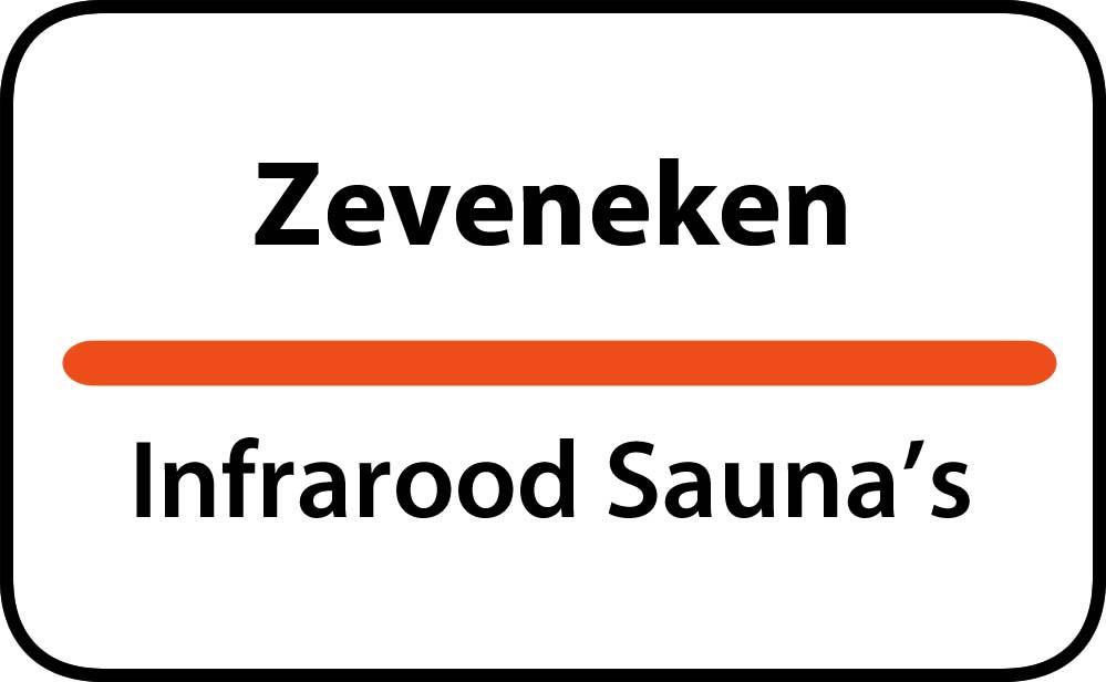 infrarood sauna in zeveneken