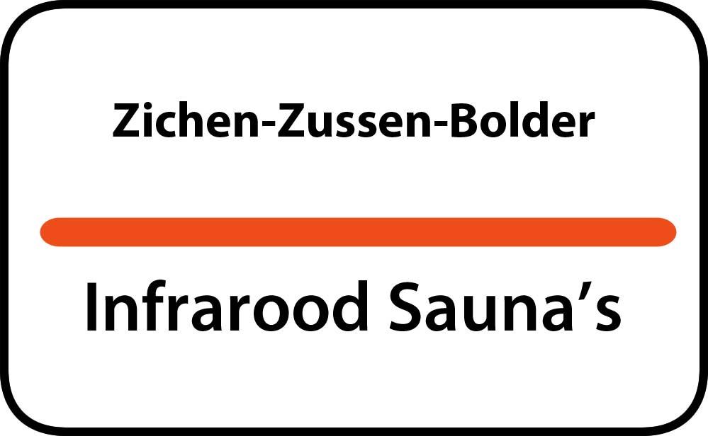 infrarood sauna in zichen-zussen-bolder