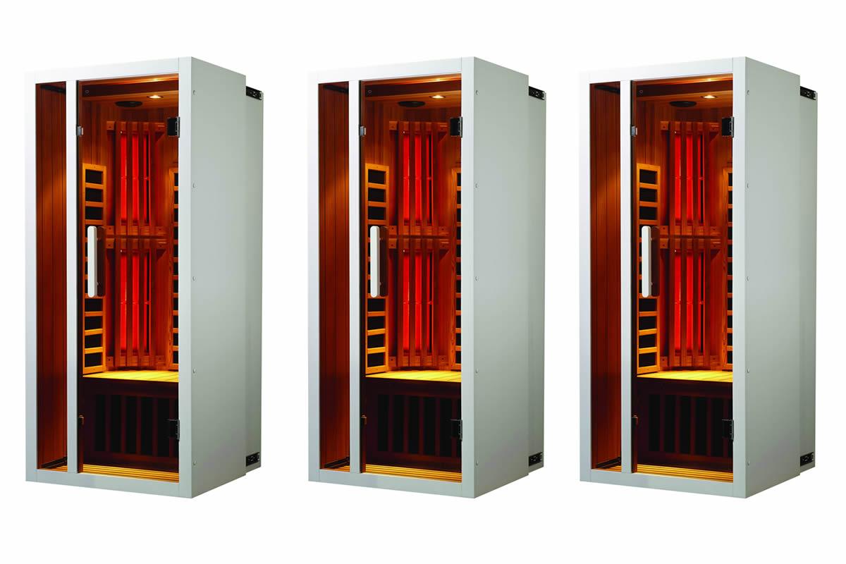 beste infrarood sauna