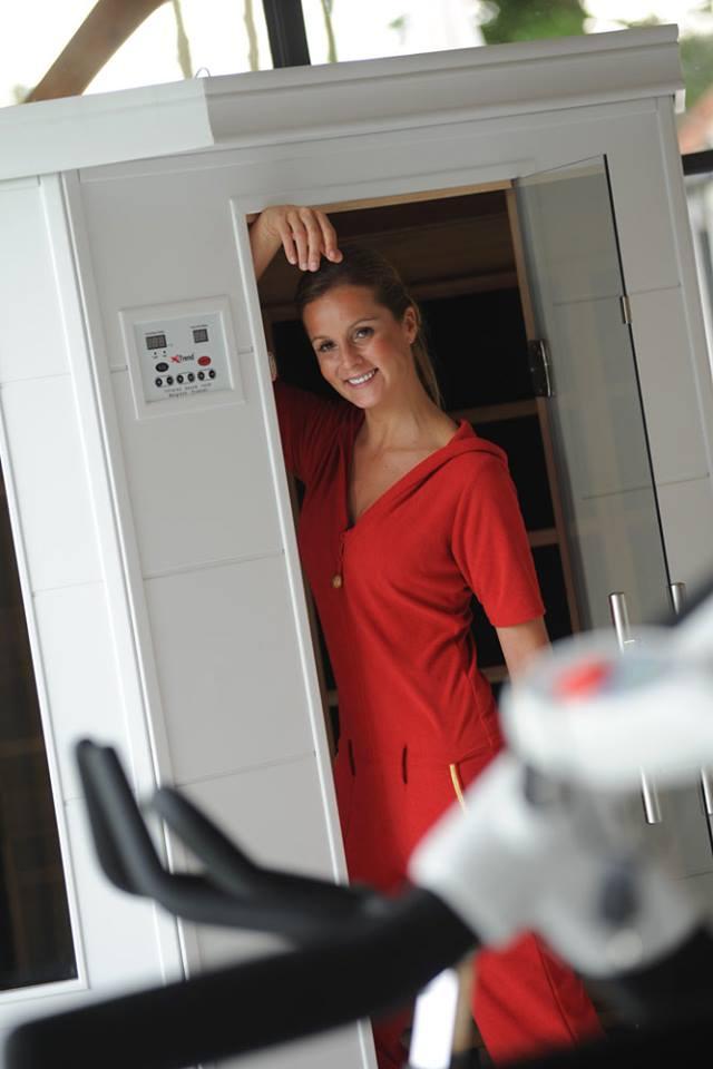 infrarood cabine West-Vlaanderen