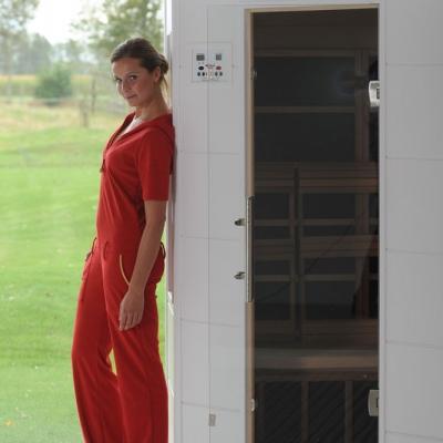 infrarood sauna Oost-Vlaanderen