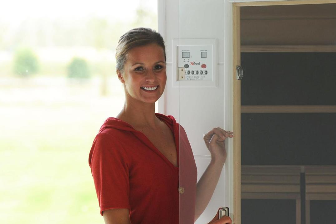 infrarood sauna prijzen en offerte op maat in Denderleeuw