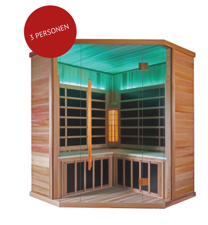 infrarood sauna therapie