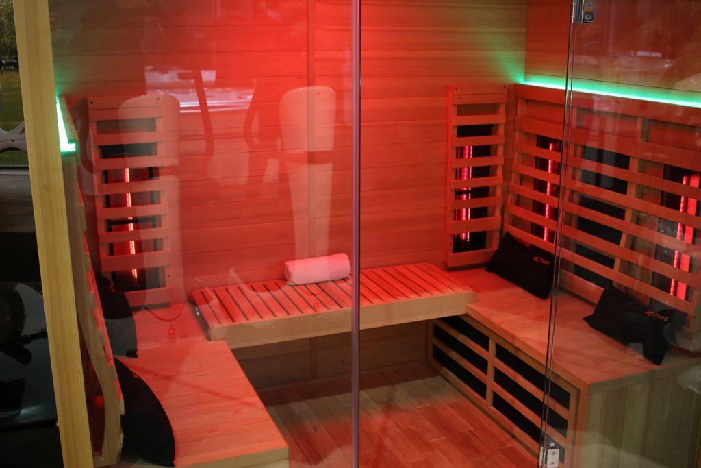 infrarood saunas