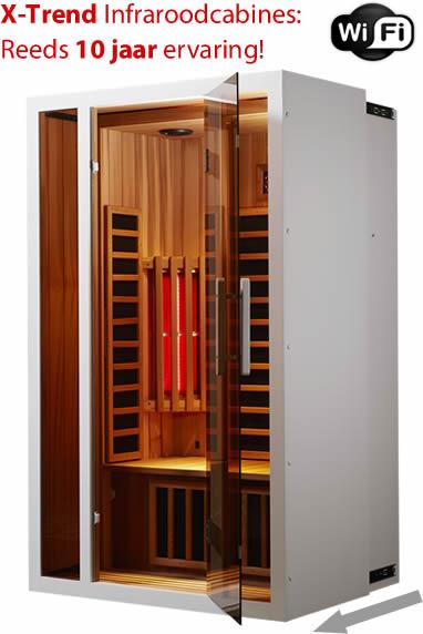 infraroodcabine infrarood sauna prijs