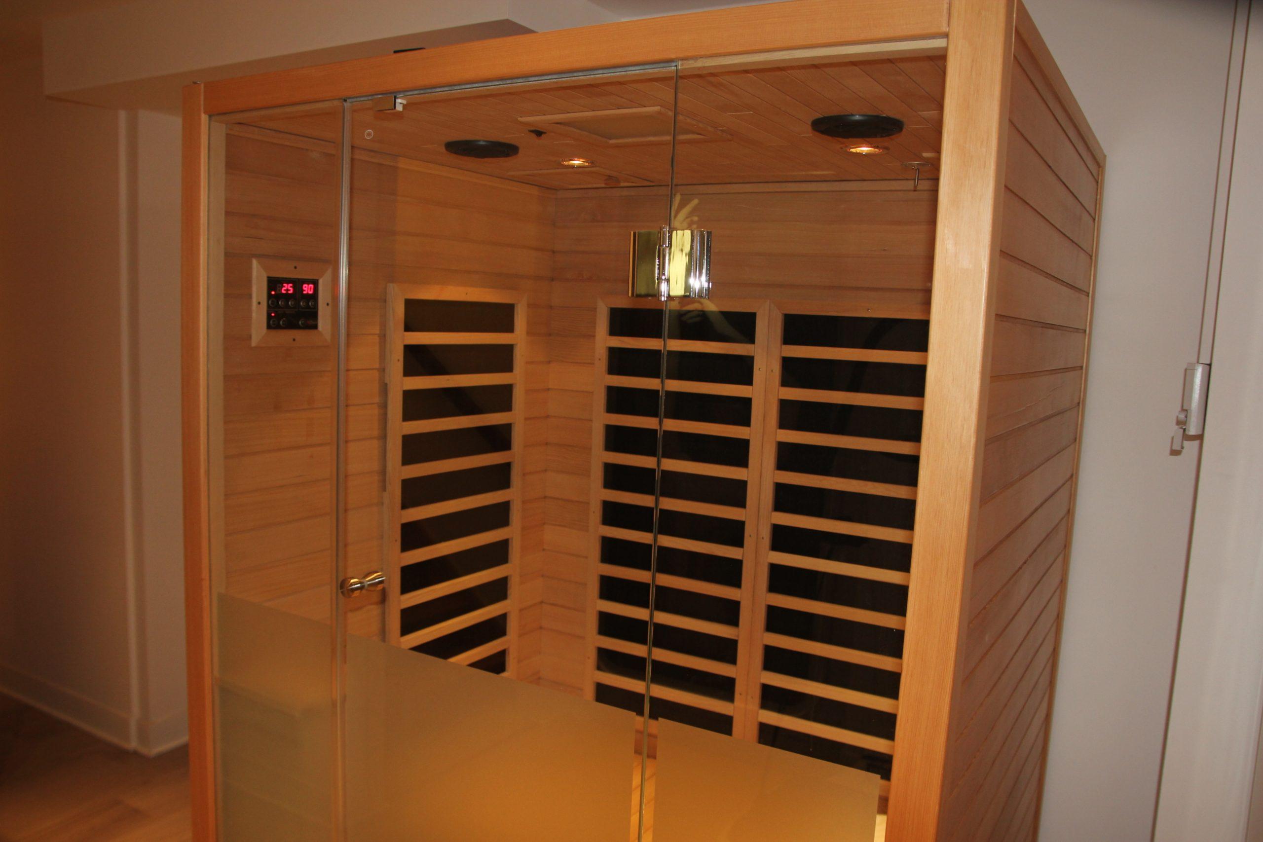 kosten infrarood sauna