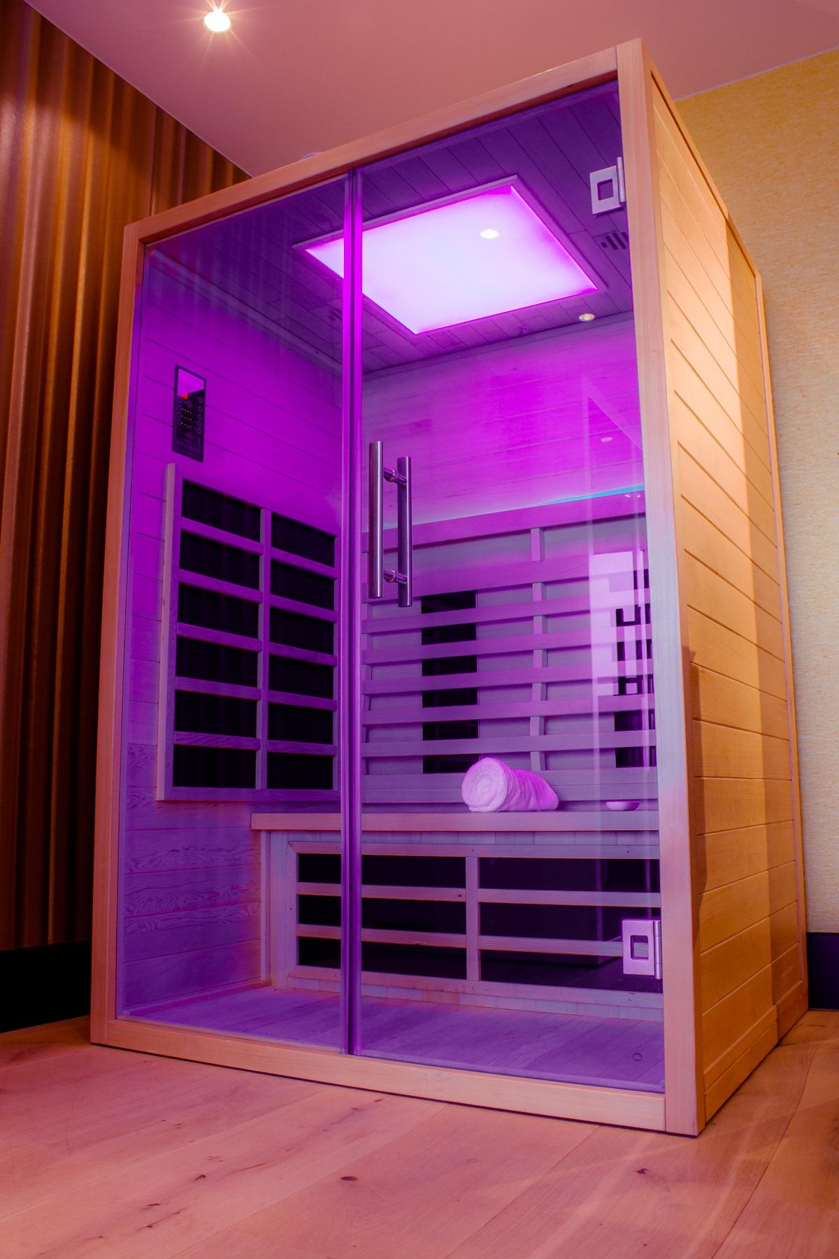 infrarood sauna te koop
